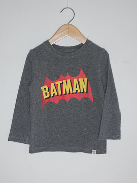 GAP Camiseta Cinza Batman