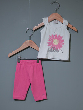 Conjunto Adorable