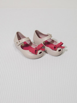 Sapatilha Ultragirl Bow Mini Melissa