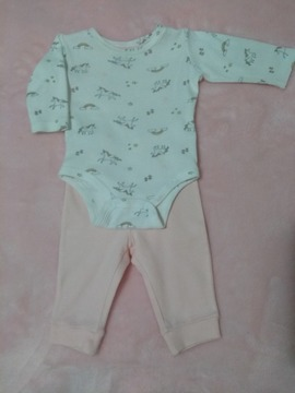 Conjunto body e calca 1