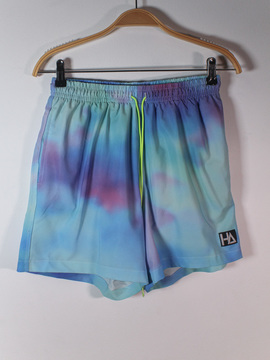 Shorts tie-dye Hernandes A