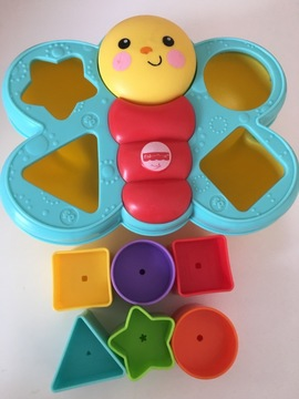 Borboleta Fisher Price