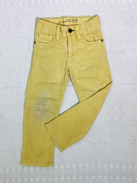 Calça Color De Sarja Skinny Gap