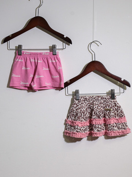 Kit saia+ shorts