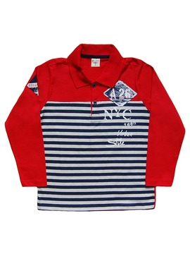 Camisa polo infantil Have Fun