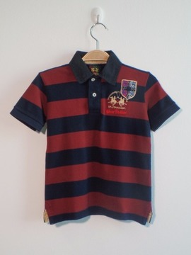 Camisa Polo La Martina Kids