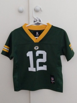 Camisa Green Packers (oficial)