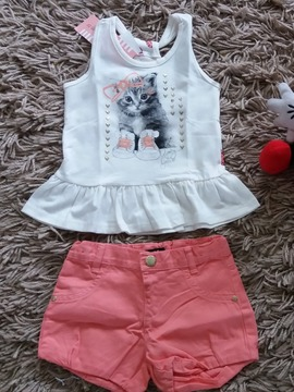 Conjunto Cat girl