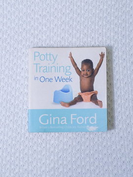 Livro Potty Training in One Week