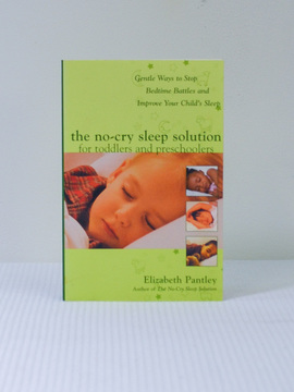 Livro The No-Cry Sleep Solution