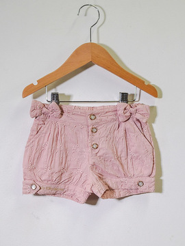 Shorts Rosa Hello Kitty