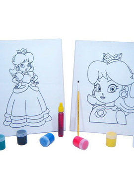 Kit Super Telas - Princesas - Kits for Kids