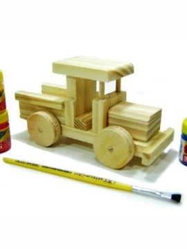 Kit Mini Carro - Furreca - Kits for Kids