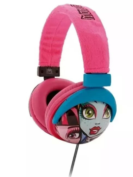 Fone de Ouvido Multikids Headphone Monster High P2 - PH107 - Multikids