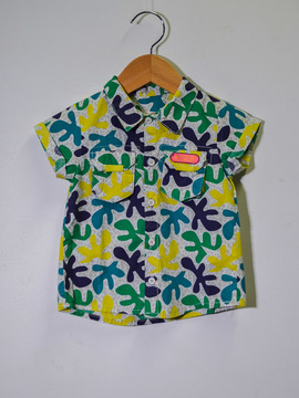 Camisa Dpam Colorida