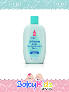 Johnson's Soothing Baby Vapor Bath - 444 Ml