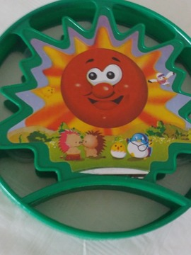 Mini Tambor Musical Infantil