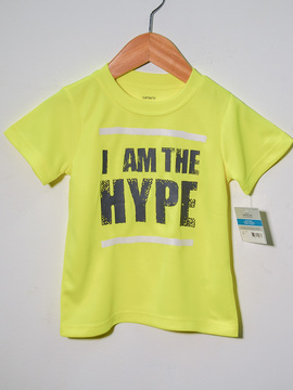 Camiseta I am the Hype Carter's