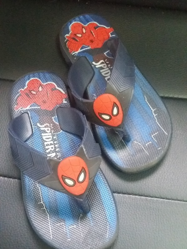 Chinelo ultimate spider man 1