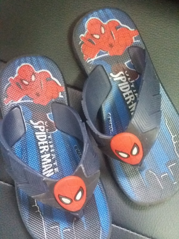 Chinelo ultimate spider man 3