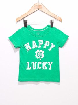 T-shirt Happy Carter's