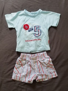 Conjunto shorts Carter's