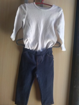 Kit body calça