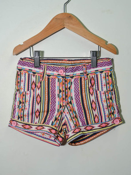 Shorts Etnico Pamela Can