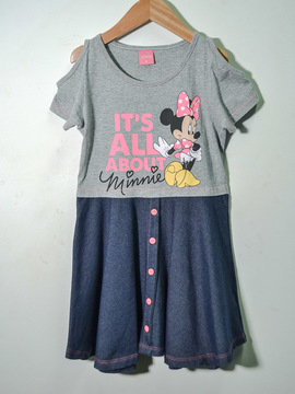 Vestido Minnie Disney