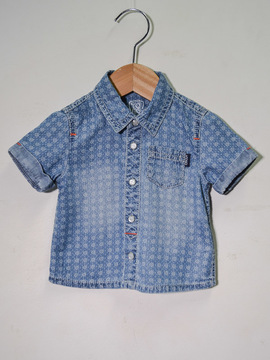 Camisa Chicco To Be Baby