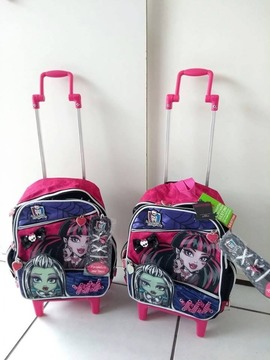 Mochilas monsters high