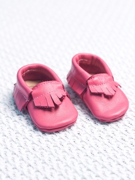 Mini Moccs  Pink