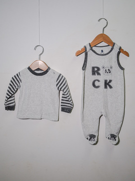 Conjunto Rock Baby Club