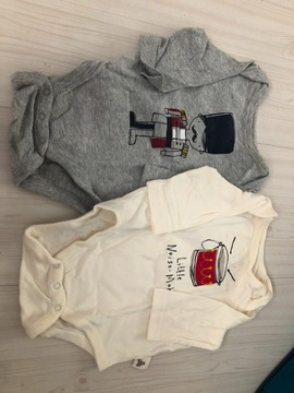 Kit 2 bodys manga longa da Gap original