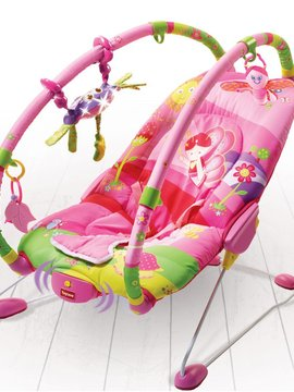 Assento Bouncer Gymini Tiny Princess - Princesa - D0166 - Tiny Love
