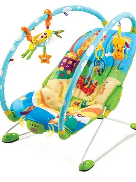 Assento Bouncer Gymini Fundo do Mar - D0151 - Tiny Love