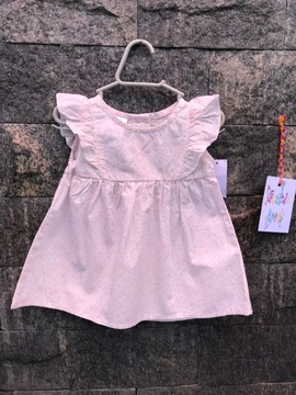 Vestido Little Wonders - 3 meses -