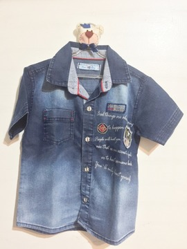 Camisa jeans 1