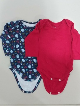 Kit Body de 6 a 9 meses - Teddy Boom