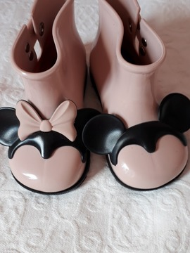 Bota Mickey e Minnie