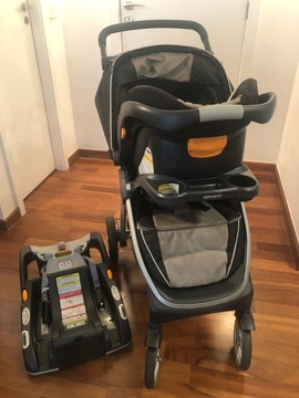 Trio Travel System Bravo