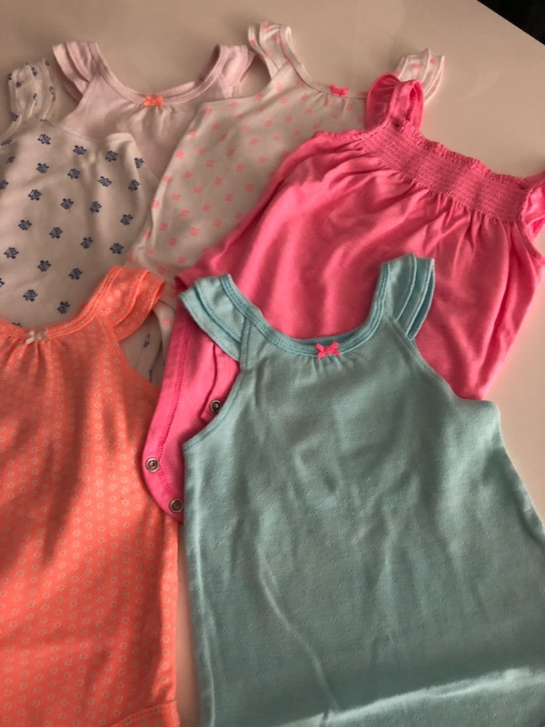 Lote bodys carters 2