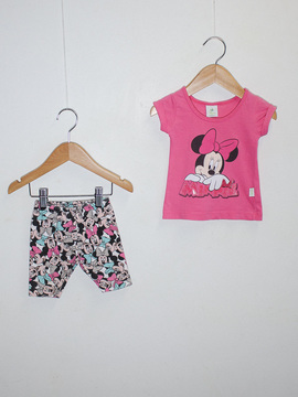 Conjunto Disney Minnie