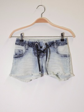 Shorts Jeans Parizi Basic