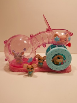 Lote de Littlest Pet Shop (de ratinhos)
