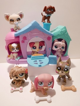 Lote de Littlest Pet Shop