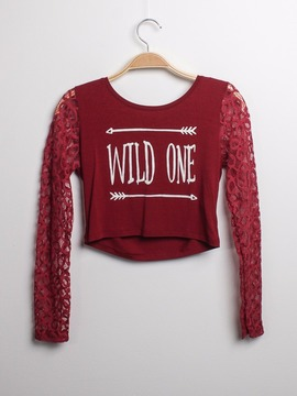 Cropped Wild One