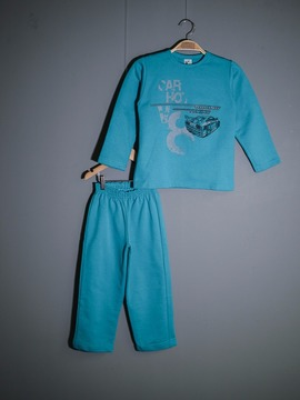 Conjunto Moletom Racing