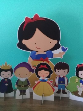 Totens Display BRANCA DE NEVE cute