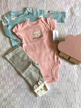 Lote Roupas Carter's RN a 24 meses